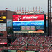 Boeing salutes the troops at St. Louis Cardinals game