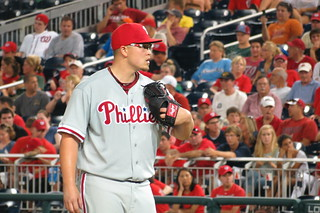 Phillies vs Nationals 8/1/12 | by Matthew Straubmuller