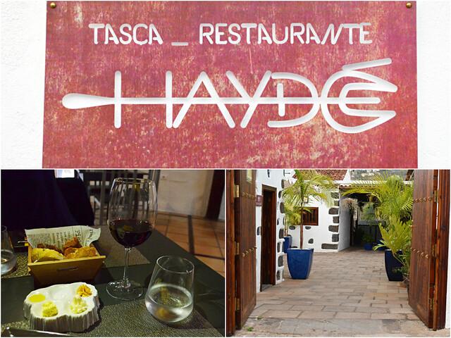 Restaurant Haydee Montage 1