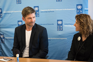 Nikolaj Coster-Waldau appointed UNDP Goodwill Ambassador | by United Nations Development Programme