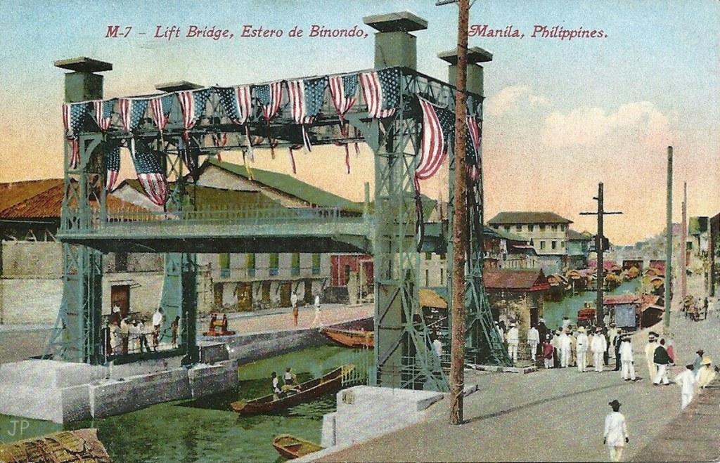 Lift Bridge, Estero de...