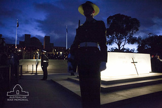 Dawn Service - Anzac Day 2012 at the Australian War Memorial | by Australian War Memorial
