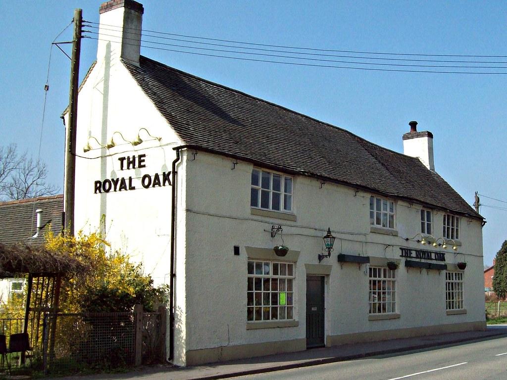 165 The Royal Oak Hill Ridware The Royal Oak