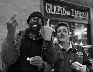 Glazed and Infused ~ Making New Friends on the Street | by Viewminder