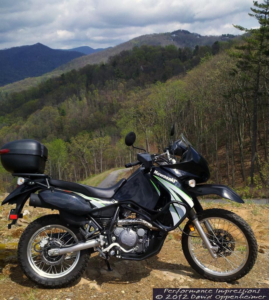 Kawasaki Klr 650 Dual Sport Enduro Motorcycle Kawasaki K Flickr