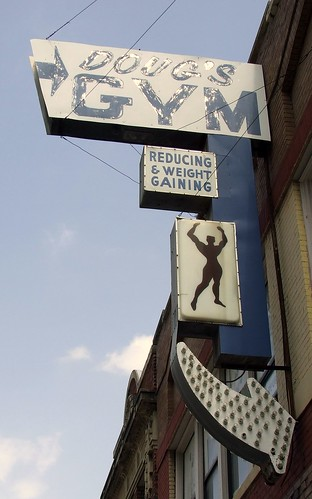 Doug's Gym | by tikitonite