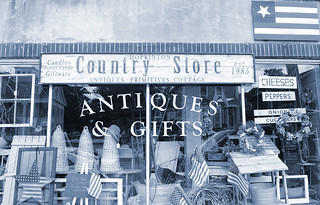 Country Store Cyanotype | by fritzwinkle