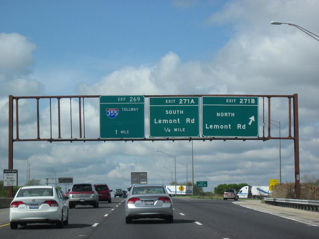 Interstate 55 Illinois Interstate 55 Illinois Flickr