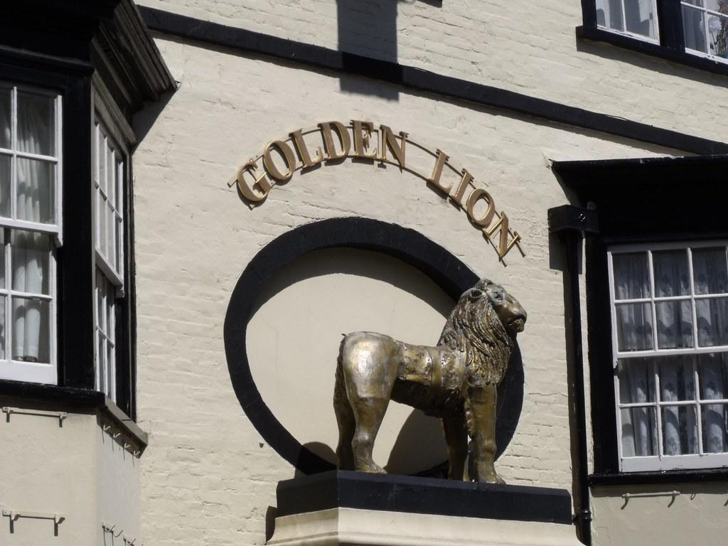 Golden Lion St Edmund Street Weymouth Golden Lion Scu
