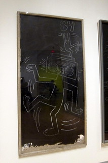 Brooklyn - Brooklyn Museum: Keith Haring: 1978–1982 - Untitled Subway Drawing | by wallyg
