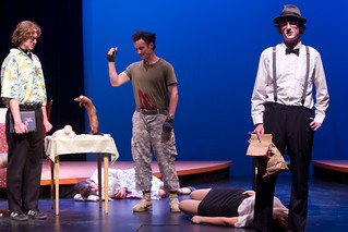 2012 NMH Theater: Why Torture Is Wrong... | by nmhschool