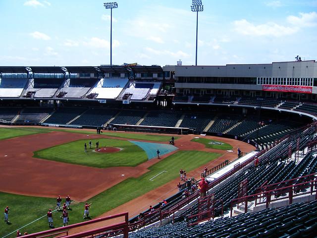 Chickasaw Bricktown Ballpark Flickr Photo Sharing