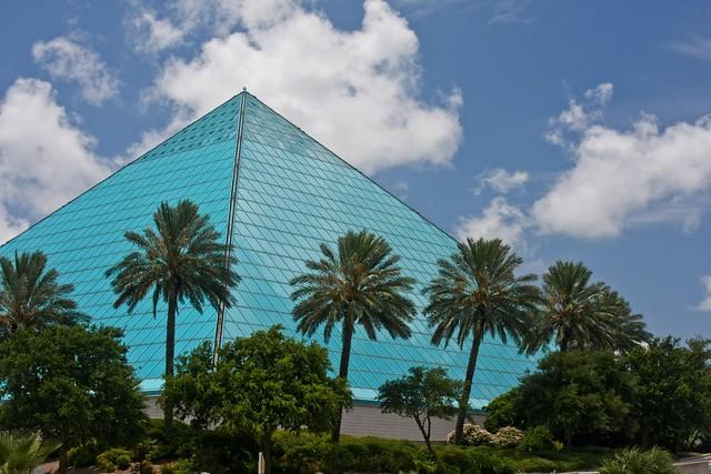Aquarium Pyramid Moody Gardens Galveston Tx Flickr