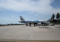 Flughafen Ko Samui