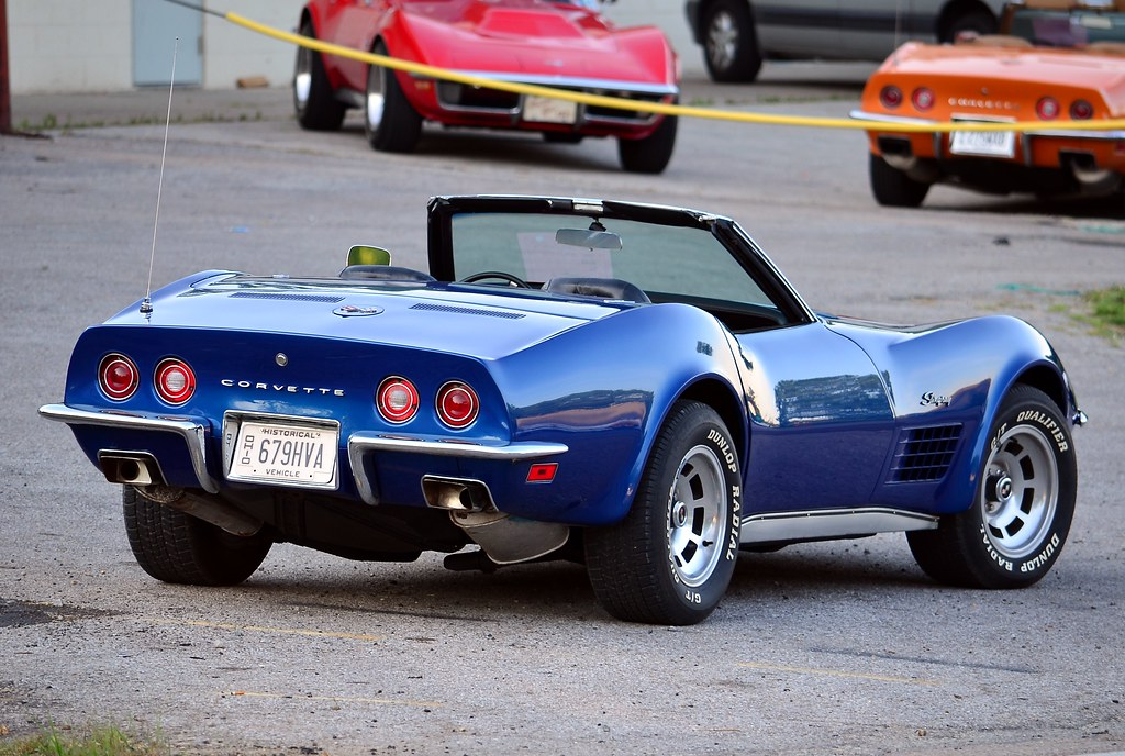 corvette c3 convertible scott597 flickr. Black Bedroom Furniture Sets. Home Design Ideas