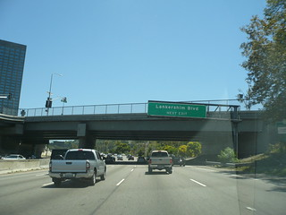 US 101 Hollywood Freeway Southbound In Studio City (Los Angeles) | by bigmikelakers