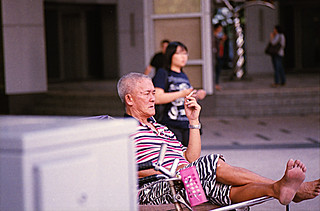 Trishaw uncle | by tcsiew59