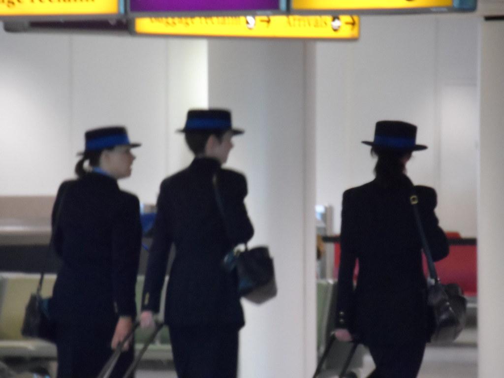 Flight Attendants Have Sex In Their Hotel Room