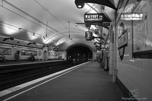 Museum Station - Sydney | by Ben Taege