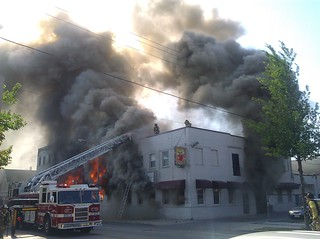 Fire at Joe's | by svdodge