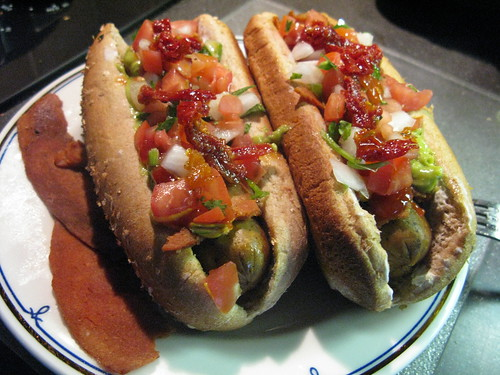 Vegan Hotdog | by fcastellanos