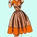 Butterick 6872 1950s: Whatadress
