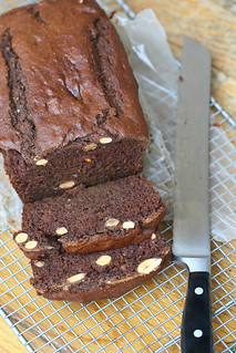 Chocolate-Almond Banana Bread 2 | by jess.t