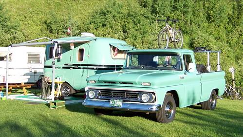 Vermilion Chevrolet >> AB12g18 Green Boler & Chevie Truck, AB 2012 | Lovely ...