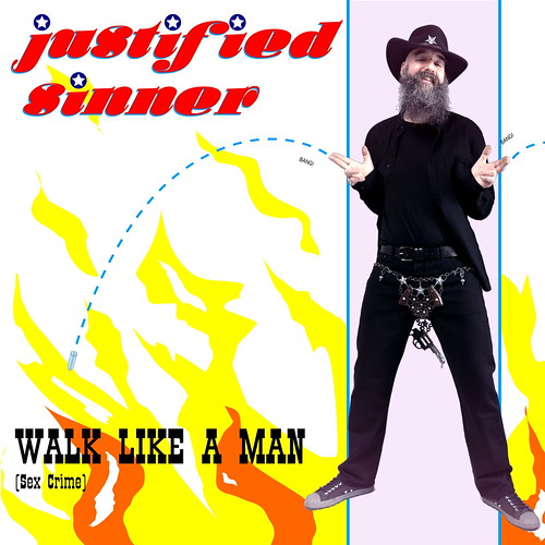 Walk Like A Man (Sex Crime) - 24 | by the justified sinner