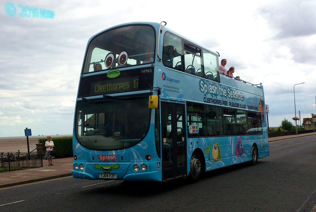 ... YJ04FZF 16965 Stagecoach Lincolnshire Road Car Seasiders open top bus |  by MTBP (Chris Nelson