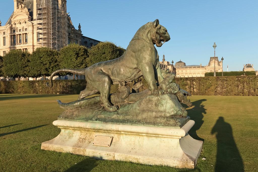 Jardin Des Tuileries Paris France Jardin Des Tuileries Flickr