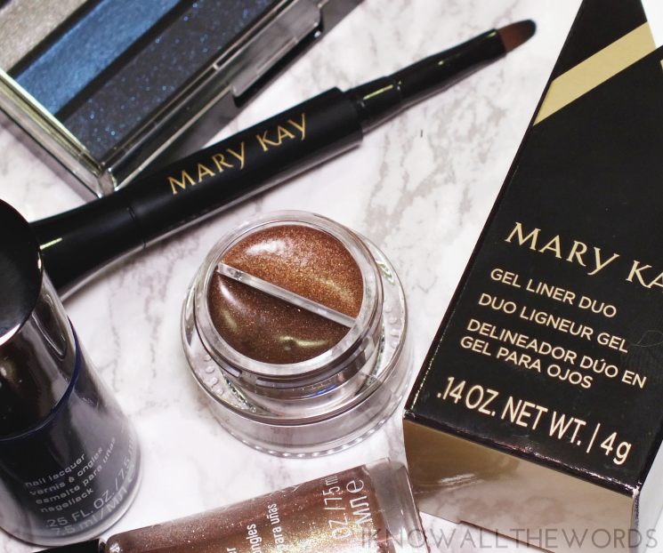 mary kay runway bolc collection gel liner duo dramatic gold (2)
