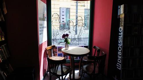 Buena Vida Cafe Menu