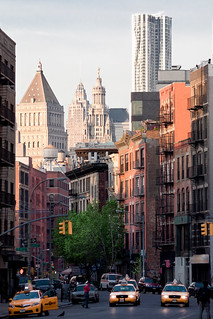 Lafayette Street and Little Italy | by Michel Couprie
