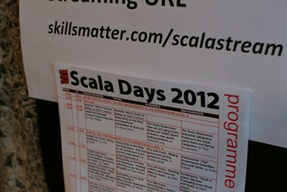 Scala Days 2012 | by kzys