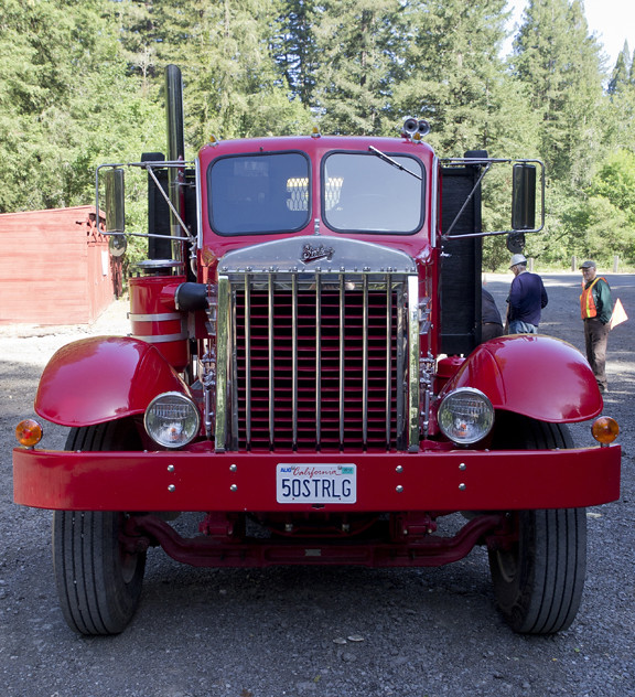 1950 Sterling Truck This Beautiful Vintage Sterling Had