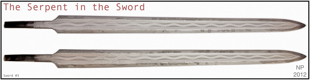 the messages in the sword and A sword is an unmistakable weapon of offence the sword of the spirit then take time to mediate on the message and life they bring.