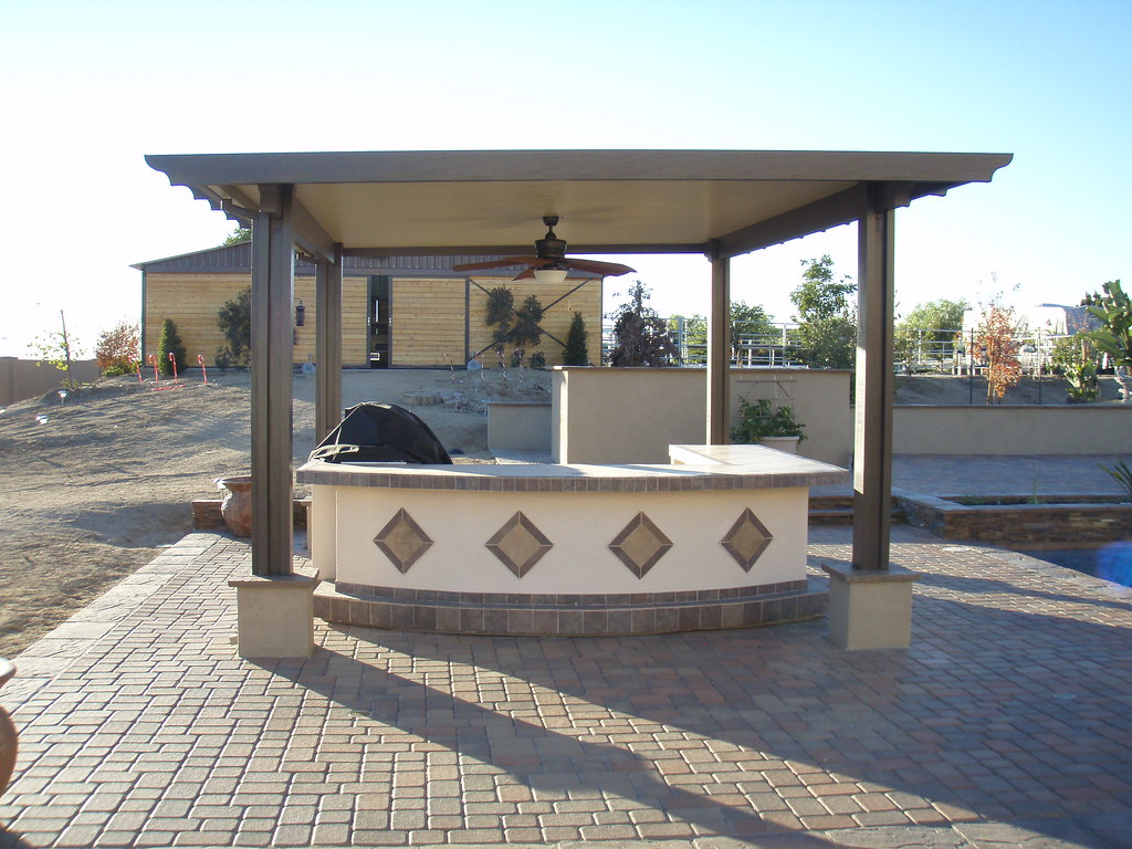 ... Covered Patio   Outdoor Kitchen And Bar | By Pacific Pools U0026 Patios