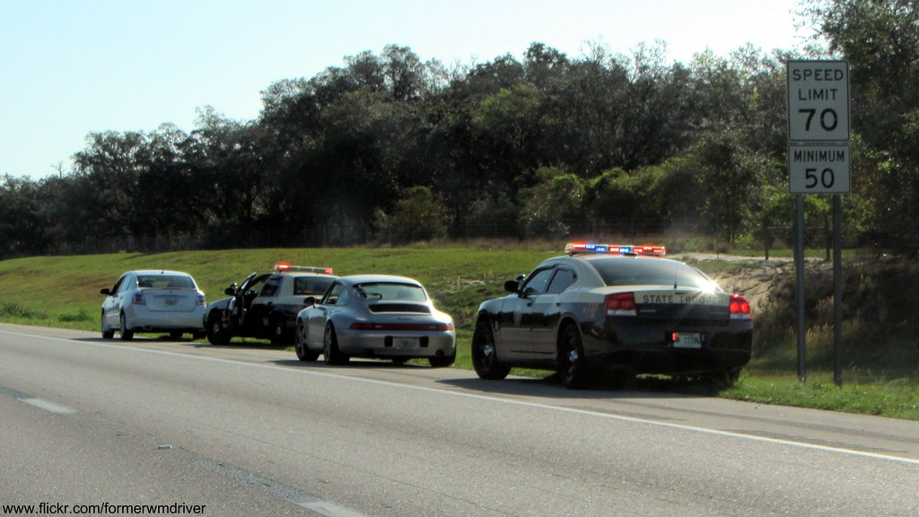 Florida Highway Patrol Traffic >> Florida Highway Patrol 2 Traffic Stops If You Want To Us Flickr