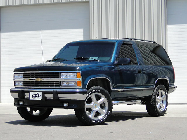1994 chevy blazer 2 door 4x4 flickr photo sharing. Black Bedroom Furniture Sets. Home Design Ideas