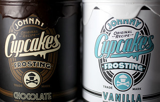 Frosting Cans | by Bakerella