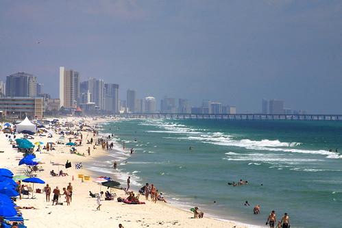 Panama City Beach In Late April
