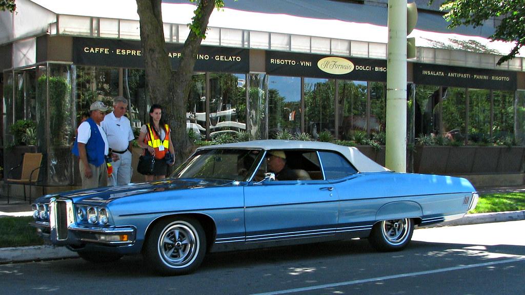 Concours D Elegance >> 1970 Pontiac Bonneville Convertible 2 | Photographed at ...