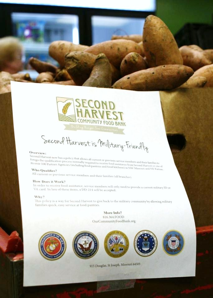 Second Harvest Food Bank Allentown Purpose