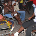 Kenyan blast victims in Mombasa on June 24, 2012. The attacks have been linked to the war of occupation in neighboring Somalia.