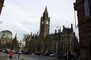 Manchester City Hall | by lazy south's travels