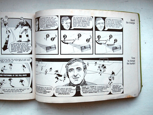 """Football"", by Danny Blanchflower 