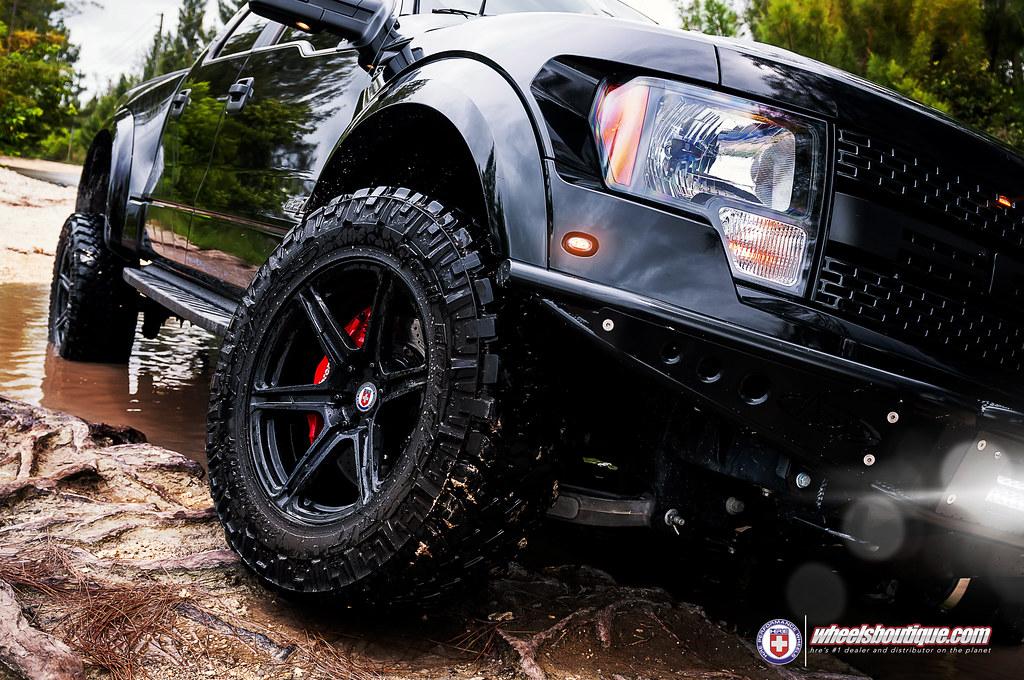 White Ford Raptor >> HRE Prototype Ford Raptor Wheels | Wheels Boutique | Flickr