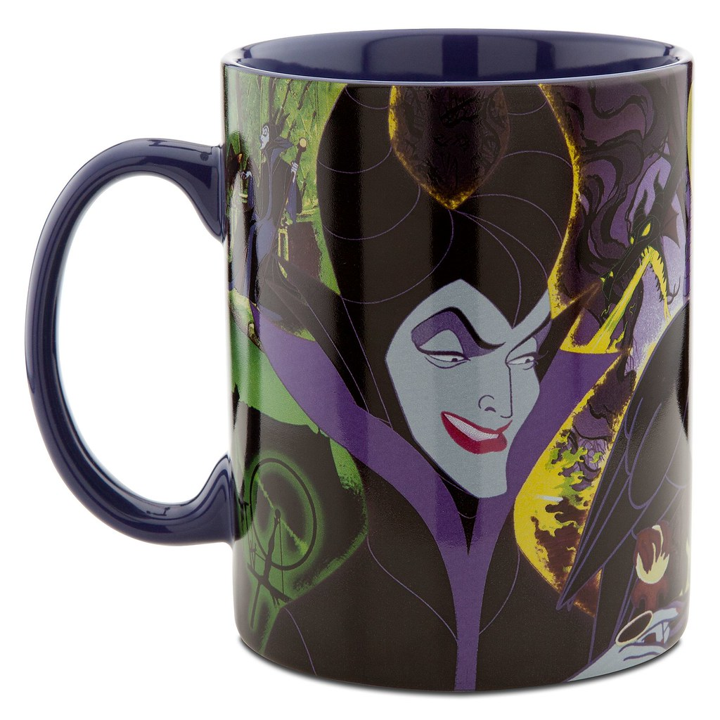 Disney Villains Maleficent Mug Product Image 2 Www
