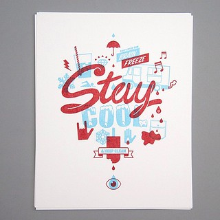 Summer is here! My letterpress print is up for a swap on @letsswapit - www.letsswap.it | by ed nacional